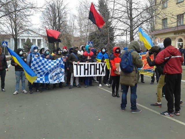 В Красноармейске проходит «Марш патриотов» (ФОТОФАКТ), фото-4