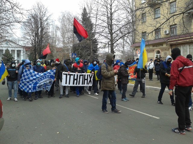 В Красноармейске проходит «Марш патриотов» (ФОТОФАКТ), фото-5