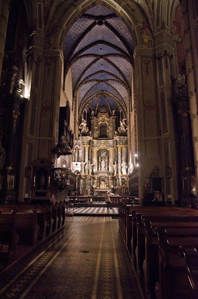 «Ніч у Львові»: цієї ночі відбулась унікальна екскурсія чудотворними іконами (ФОТОРЕПОРТАЖ), фото-14