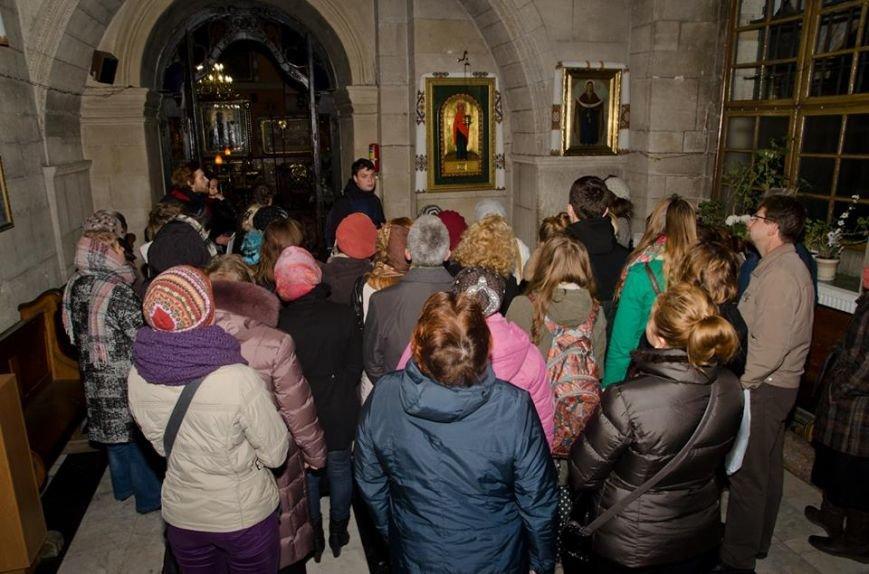 «Ніч у Львові»: цієї ночі відбулась унікальна екскурсія чудотворними іконами (ФОТОРЕПОРТАЖ), фото-9