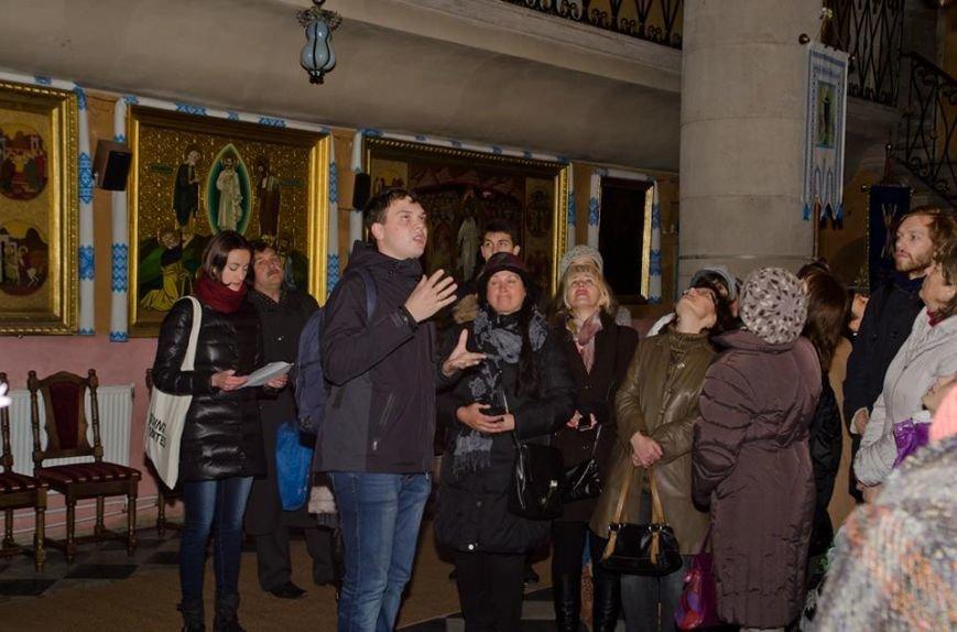 «Ніч у Львові»: цієї ночі відбулась унікальна екскурсія чудотворними іконами (ФОТОРЕПОРТАЖ), фото-7