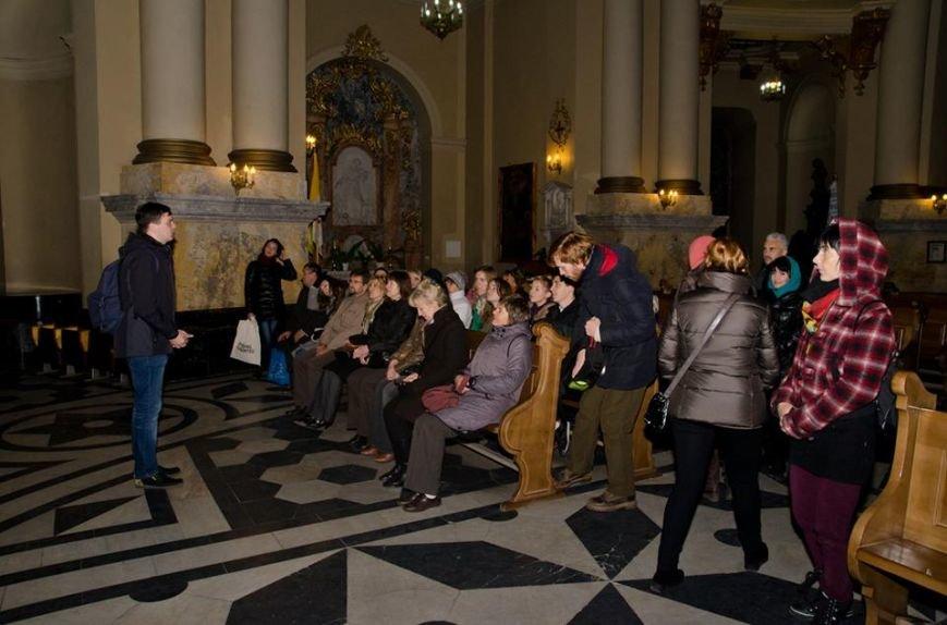 «Ніч у Львові»: цієї ночі відбулась унікальна екскурсія чудотворними іконами (ФОТОРЕПОРТАЖ), фото-17