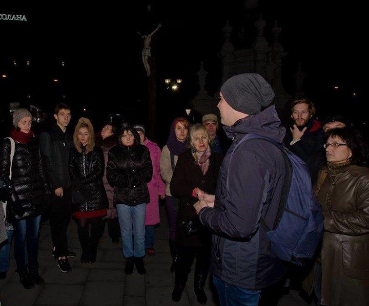 «Ніч у Львові»: цієї ночі відбулась унікальна екскурсія чудотворними іконами (ФОТОРЕПОРТАЖ), фото-10
