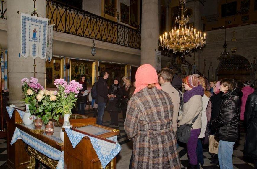 «Ніч у Львові»: цієї ночі відбулась унікальна екскурсія чудотворними іконами (ФОТОРЕПОРТАЖ), фото-5
