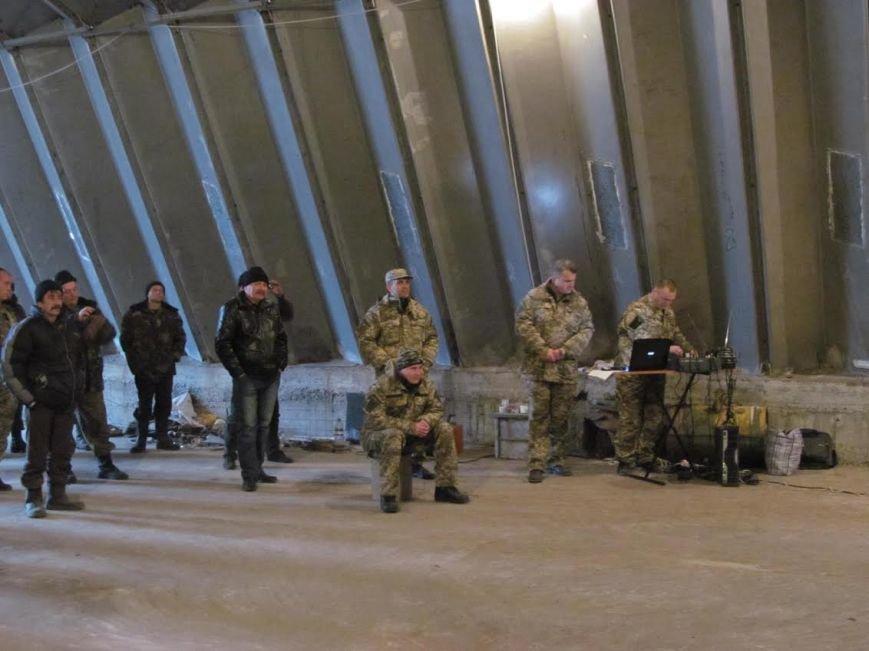 В Мариуполе выступили военные артисты (ФОТО), фото-5