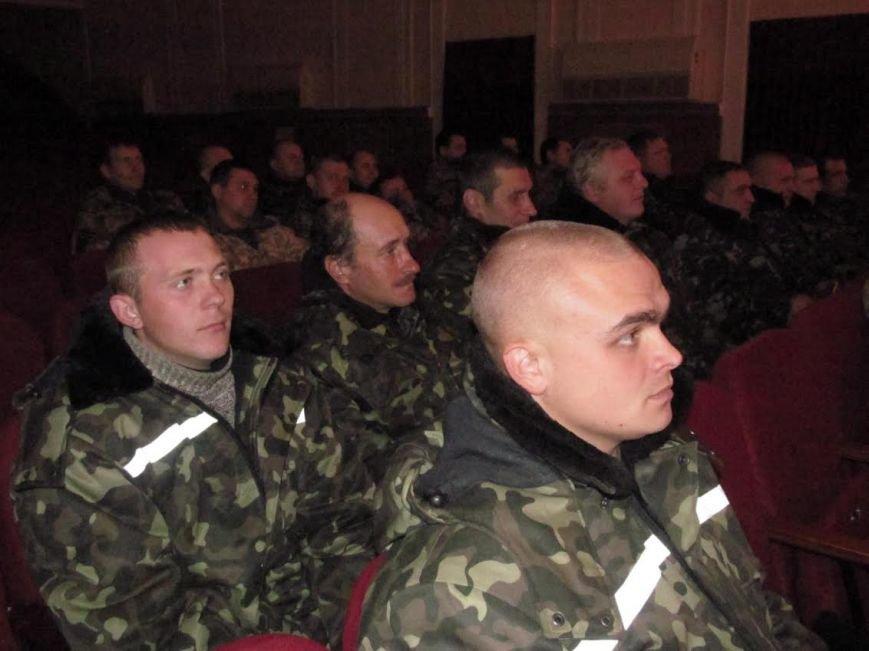 В Мариуполе выступили военные артисты (ФОТО), фото-8