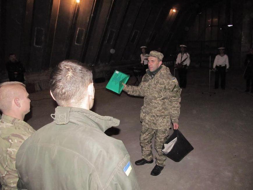 В Мариуполе выступили военные артисты (ФОТО), фото-6