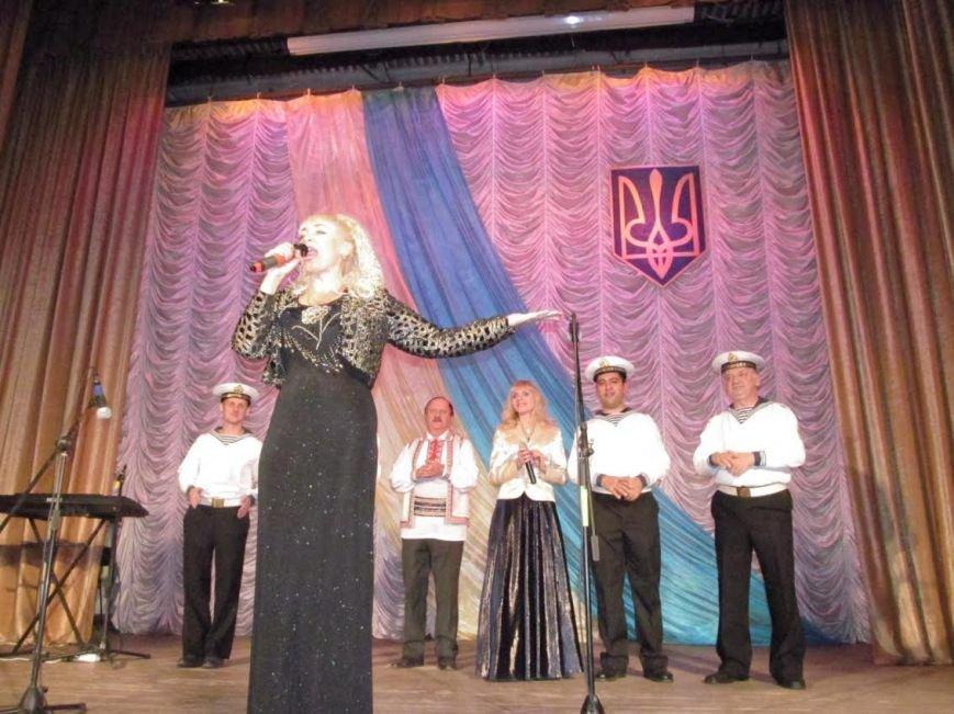 В Мариуполе выступили военные артисты (ФОТО), фото-10