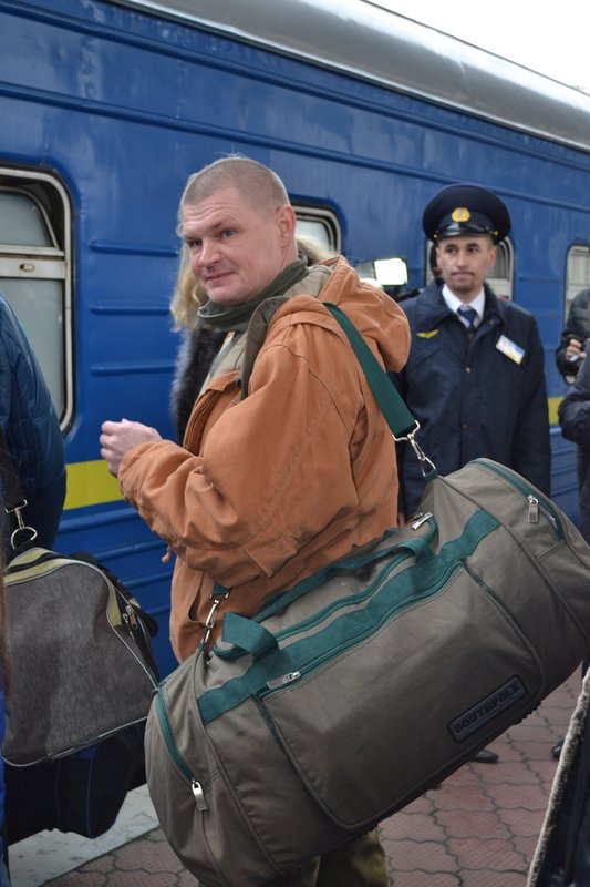 Днепропетровщина отправила 45 бойцов на лечение в Польшу, фото-5