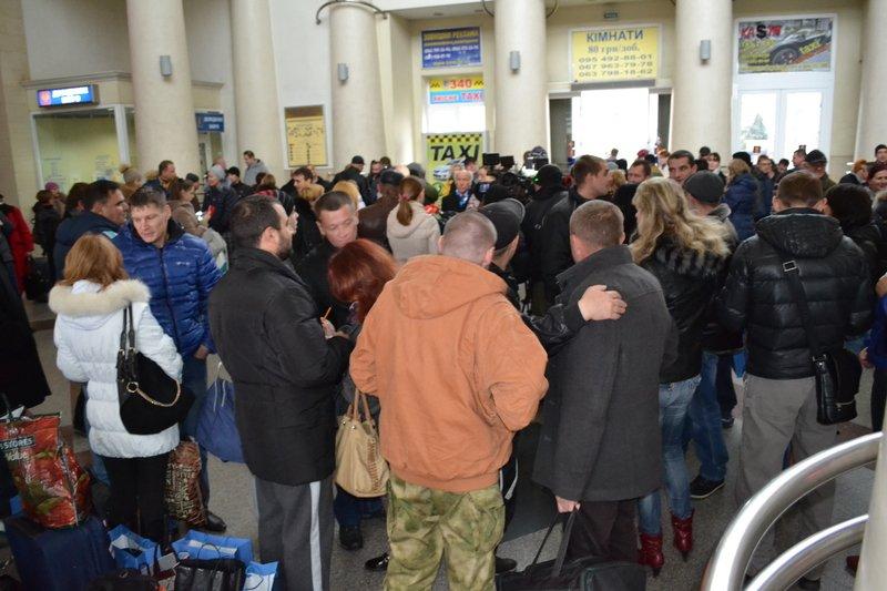 Днепропетровщина отправила 45 бойцов на лечение в Польшу, фото-8