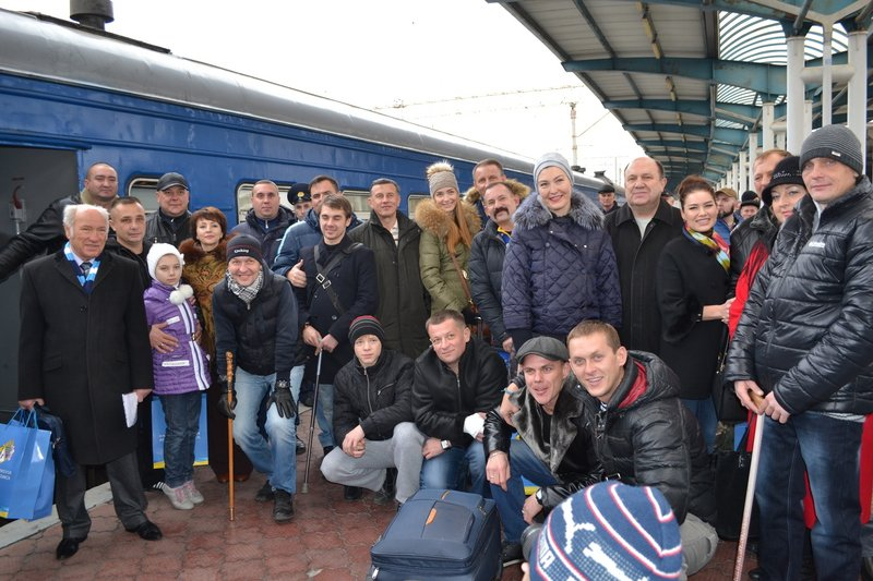 Днепропетровщина отправила 45 бойцов на лечение в Польшу, фото-9