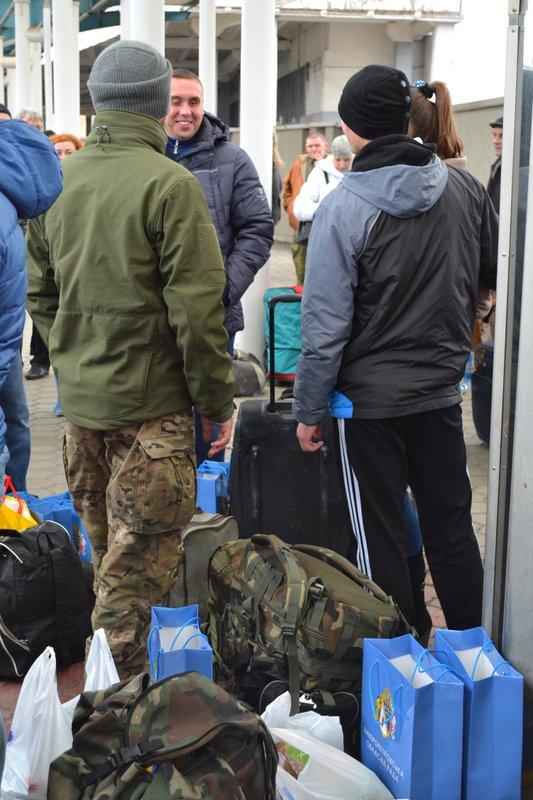 Днепропетровщина отправила 45 бойцов на лечение в Польшу, фото-3