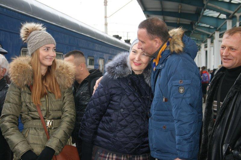 Днепропетровщина отправила 45 бойцов на лечение в Польшу, фото-10