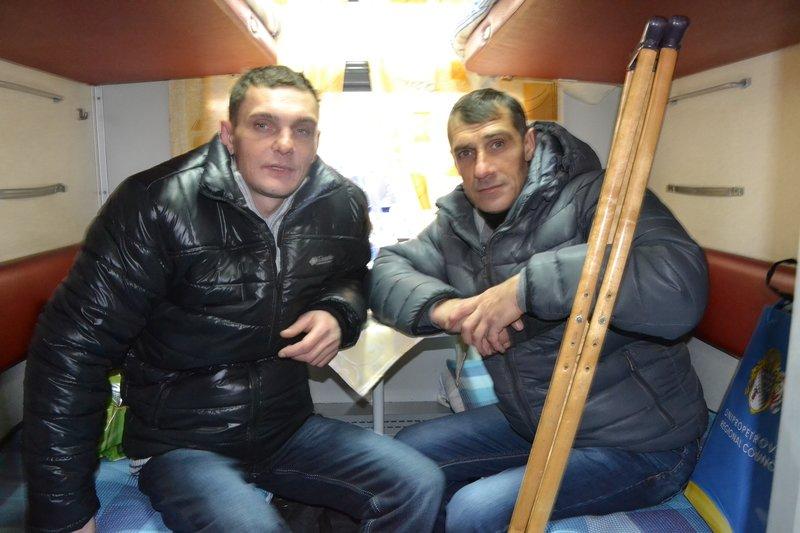 Днепропетровщина отправила 45 бойцов на лечение в Польшу, фото-6