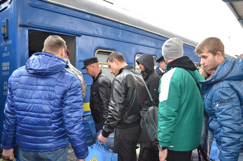 Днепропетровщина отправила 45 бойцов на лечение в Польшу, фото-4