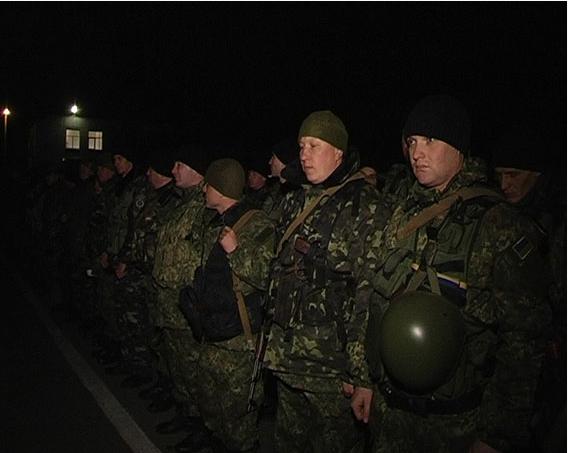 Сумские милиционеры отправились на Восток (ФОТО), фото-1
