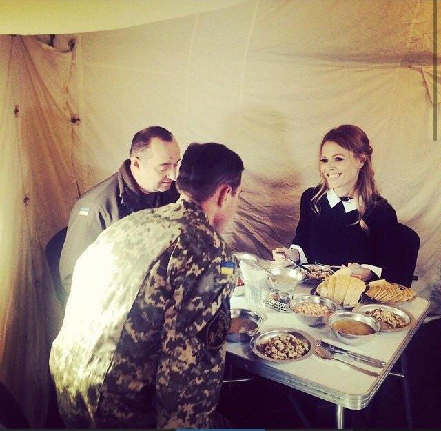 Военных посетила инспектор Ольга Фреймут, фото-2