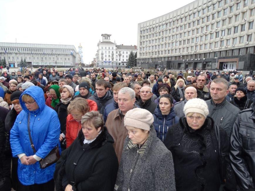 Сумы попрощались с погибшим в АТО Артемом Коханым (ФОТО), фото-3