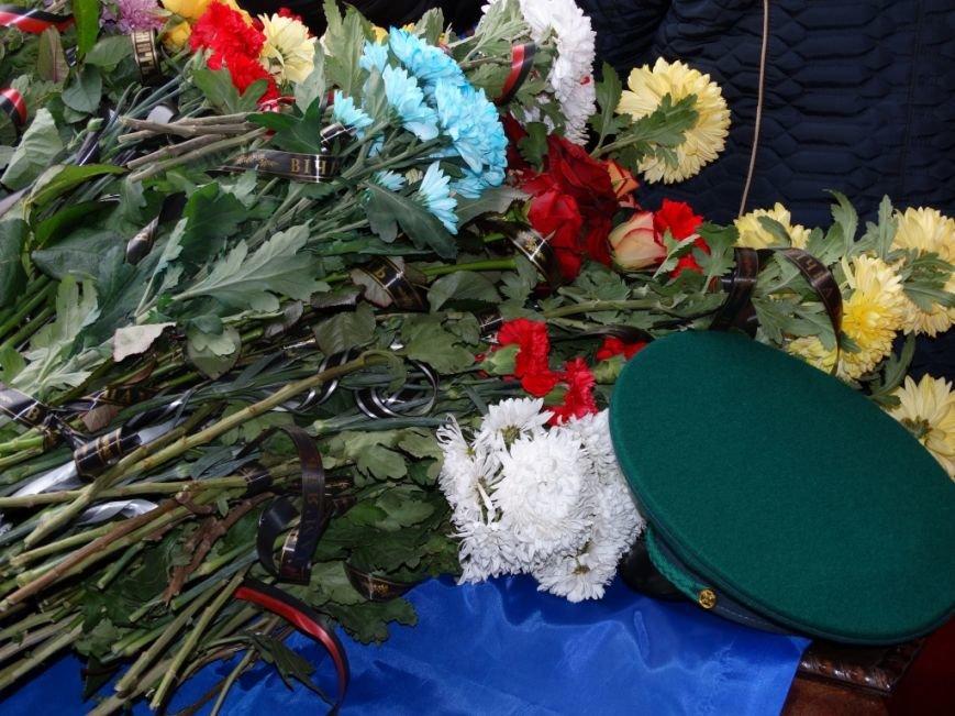 Сумы попрощались с погибшим в АТО Артемом Коханым (ФОТО), фото-2