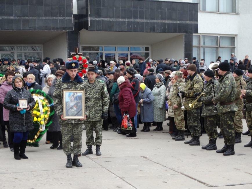 Сумы попрощались с погибшим в АТО Артемом Коханым (ФОТО), фото-4