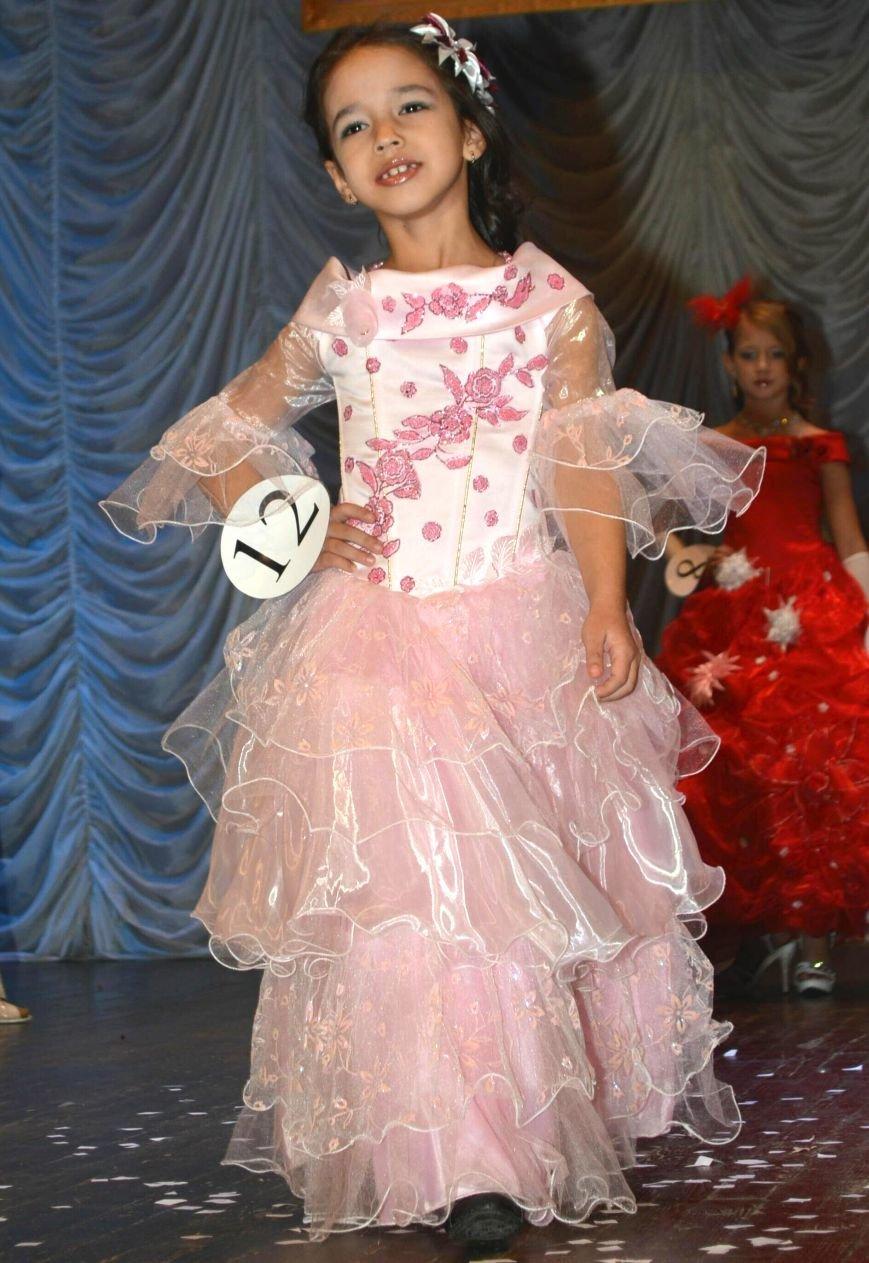 ФОТОРЕПОРТАЖ: В Запорожье благодаря меценату Александру Богуслаеву впервые состоялся конкурс красоты среди воспитанниц интернатов, фото-11
