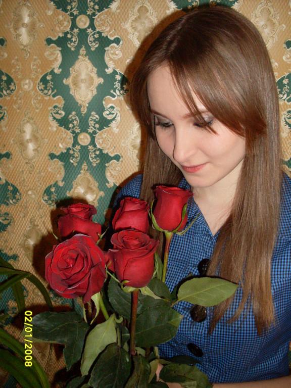 Анастасия Маслянская