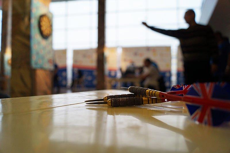 В Белгороде впервые состоялся областной чемпионат по игре в дартс, фото-2