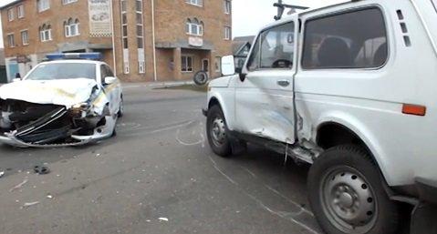 Черкаські міліціонери спричинили ДТП? (відео), фото-1