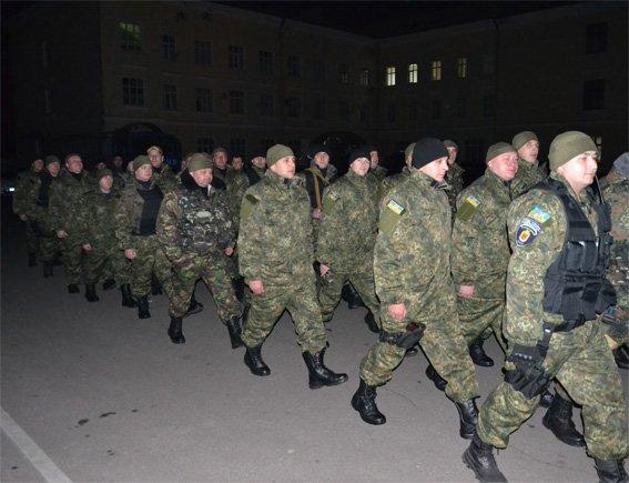 Кировоградские правоохранители отправились в зону АТО, фото-1