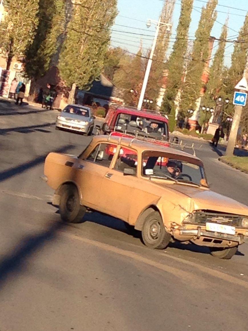 Внимание! В Кировограде ищут свидетелей ДТП (фото), фото-1