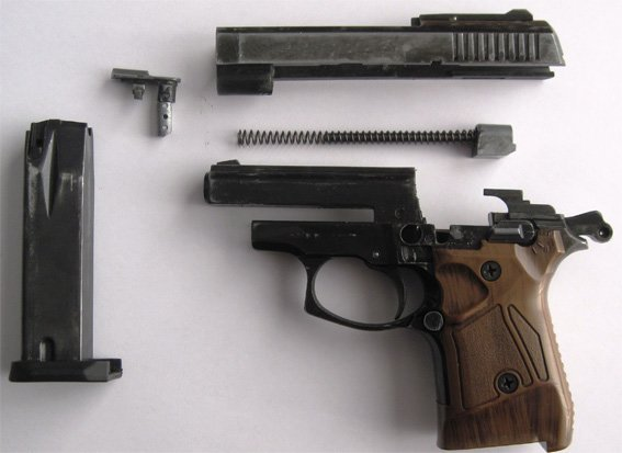 Два пистолета и патроны хранил дома александриец (фото), фото-1