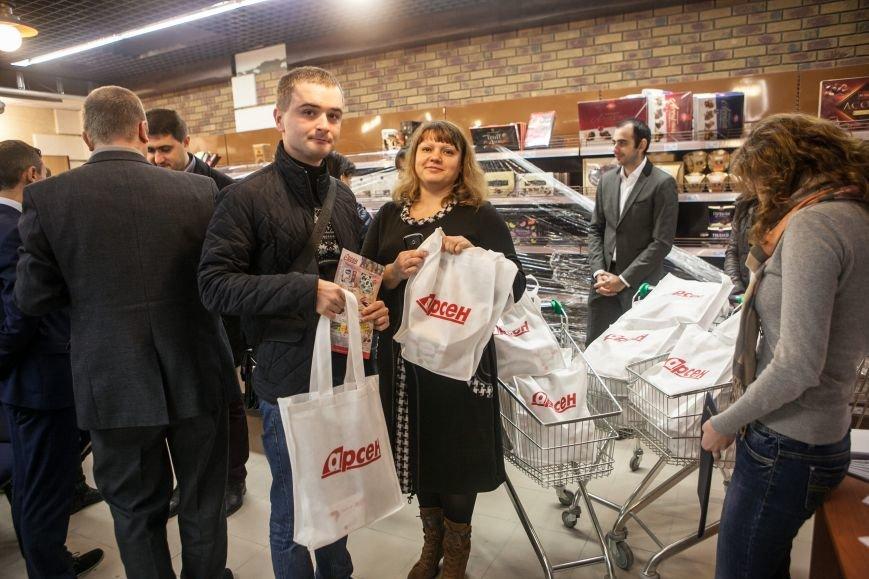 """В центрі Львова відкрили супермаркет """"Арсен"""" (ФОТО), фото-10"""