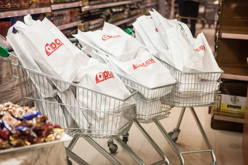 """В центрі Львова відкрили супермаркет """"Арсен"""" (ФОТО), фото-3"""