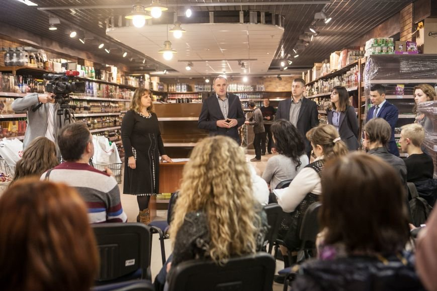 """В центрі Львова відкрили супермаркет """"Арсен"""" (ФОТО), фото-6"""
