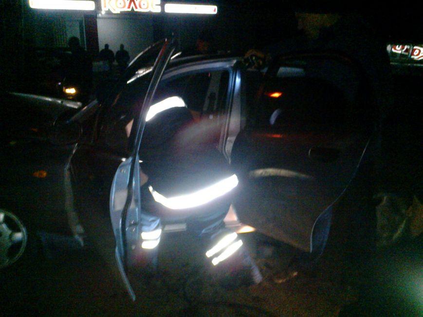 На Кировоградщине грузовик столкнулся с легковушкой. Пострадал человек, фото-1