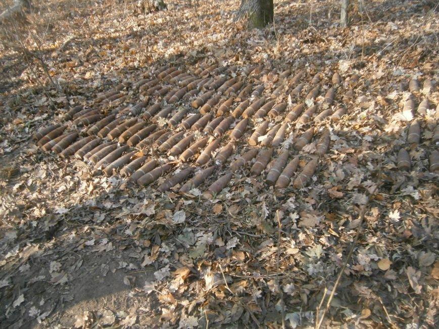 В Кировоградской области уничтожено 215 боеприпасов (фото), фото-3