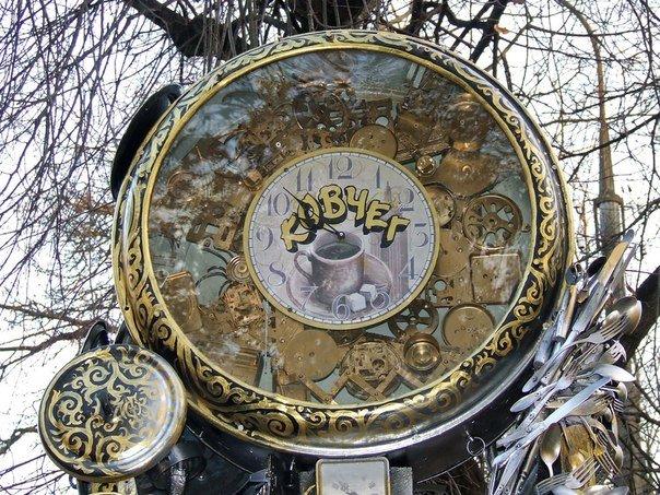 У Тернополі зупинилося 6 вуличних годинників, фото-7