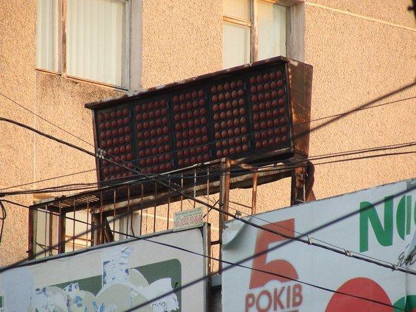 У Тернополі зупинилося 6 вуличних годинників, фото-2