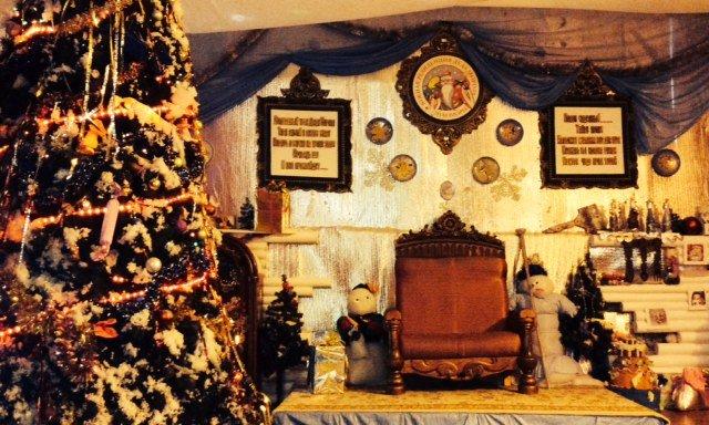 фото 1 южная резиденция Деда  Мороза, открытие 18 декабря