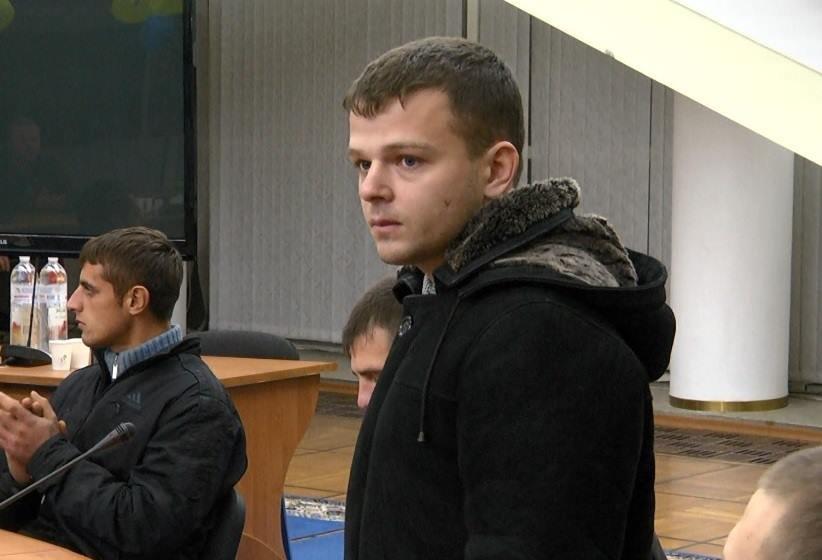 Запорожского лейтенанта отпустили из плена в память о деде-герое, фото-1