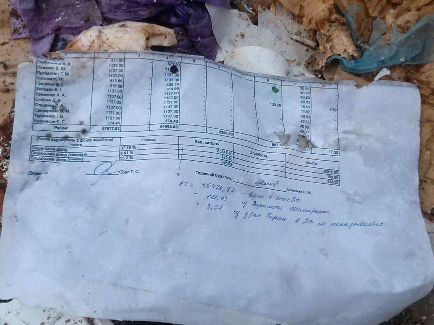В Сумах неизвестные устроили стихийную свалку из «сладкого» мусора (ФОТО). ОБНОВЛЕНО, фото-5