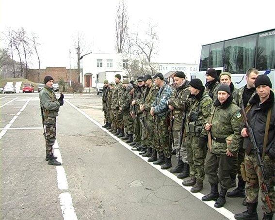 Из зоны АТО в отпуск вернулась патрульная рота спецназначения «Сумы» (ФОТО), фото-1