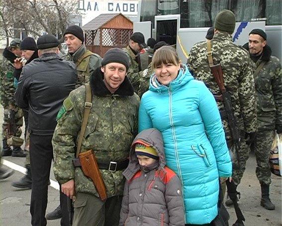 Из зоны АТО в отпуск вернулась патрульная рота спецназначения «Сумы» (ФОТО), фото-2