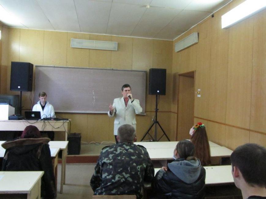 В Херсоне в кораблестроительном университете прошел концерт «Любите Украину», фото-3