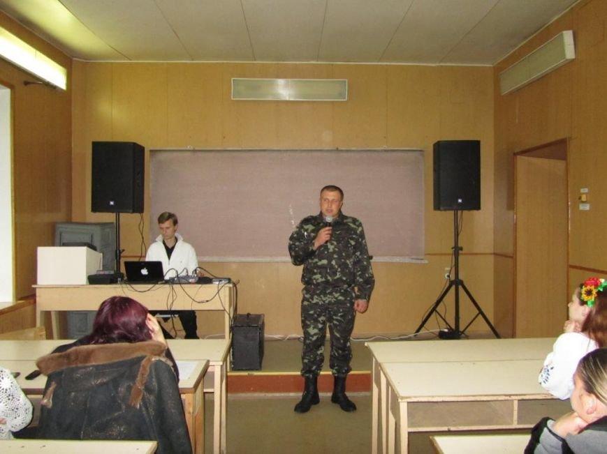В Херсоне в кораблестроительном университете прошел концерт «Любите Украину», фото-4