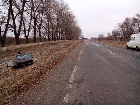 Последствия первого гололеда: а Сумах и области произошло 6 аварий (ФОТО), фото-3