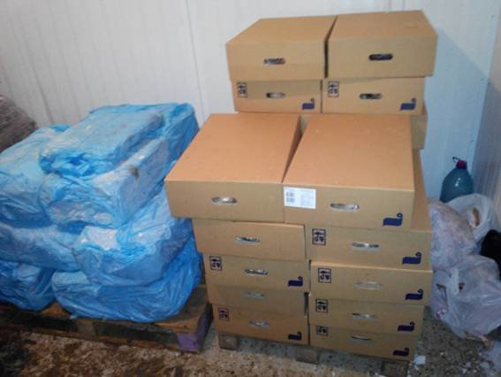 Колбасой из отходов и химии «накормили» детей Днепропетровщины, фото-2