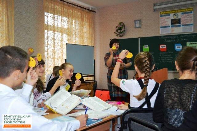 Победителем городского отборочного тура  «Учитель года-2015»  стала Виктория Бущенко (ФОТО), фото-1