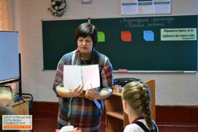 Победителем городского отборочного тура  «Учитель года-2015»  стала Виктория Бущенко (ФОТО), фото-4