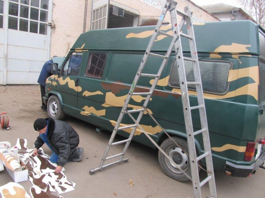 Тернополяни допомагають бійцям батальйону «Збруч» чим можуть (фото), фото-3